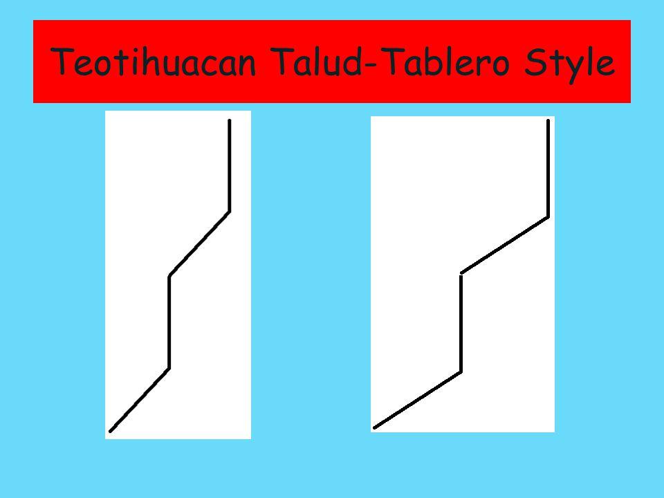 Teotihuacan Talud-Tablero Style