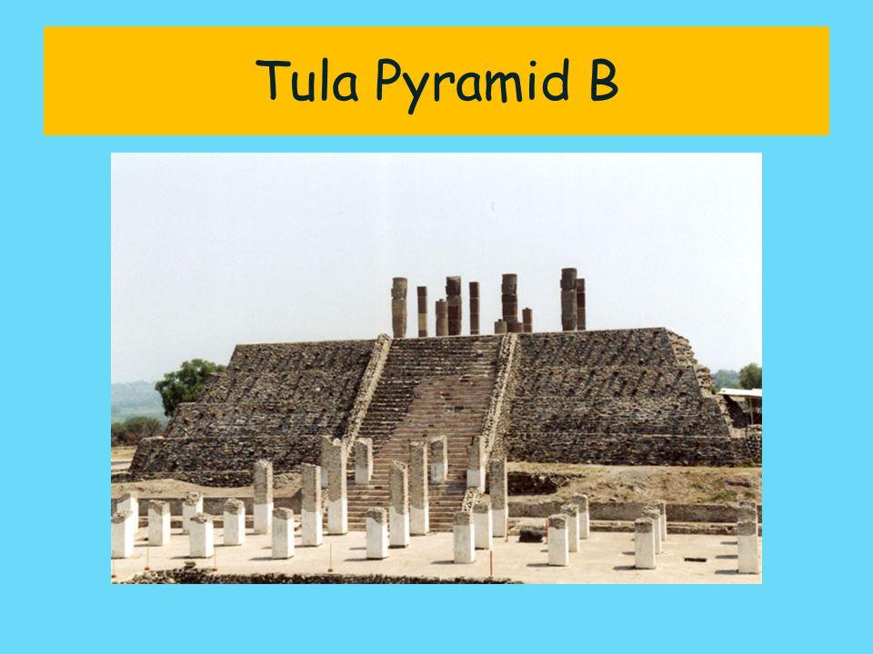 Tula Pyramid B