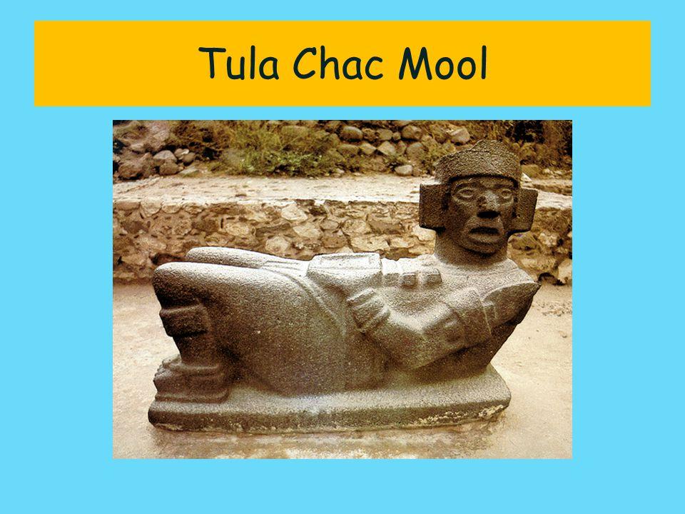 Tula Chac Mool