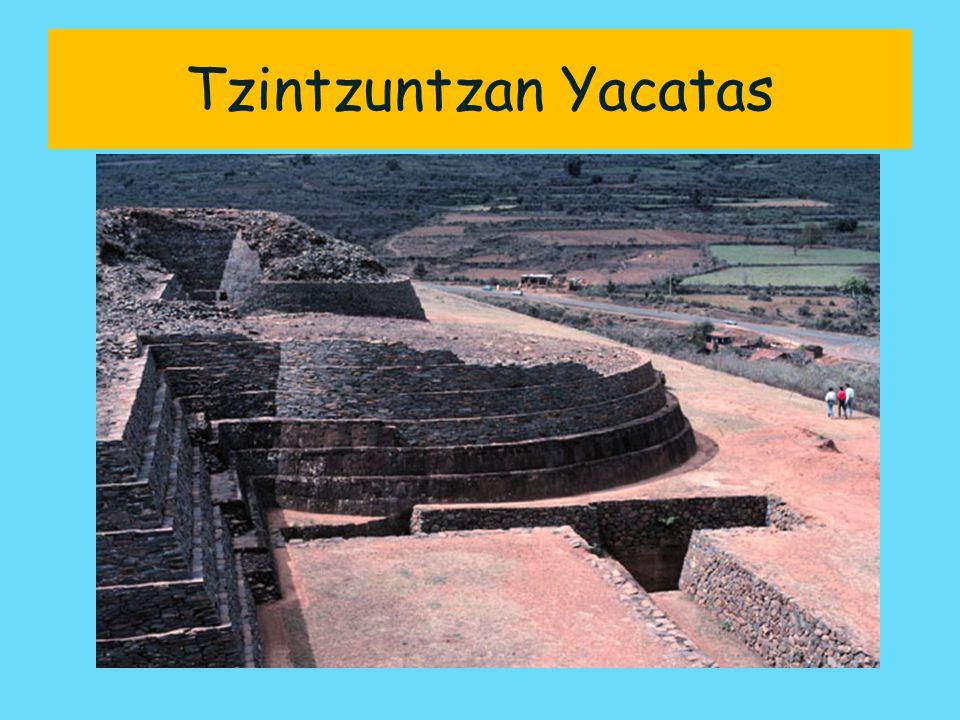 Tzintzuntzan Yacatas