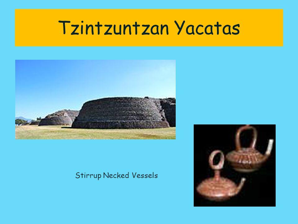 Stirrup Necked Vessels
