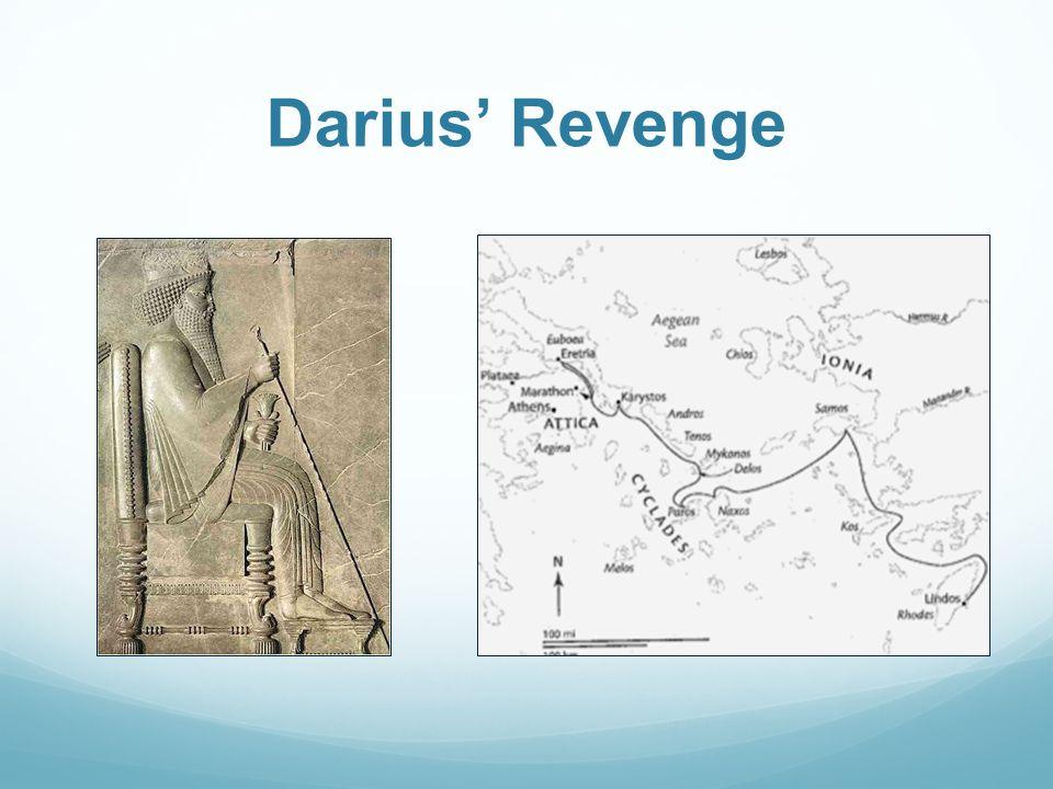 Darius' Revenge