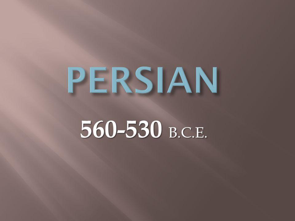 560-530 B.C.E.