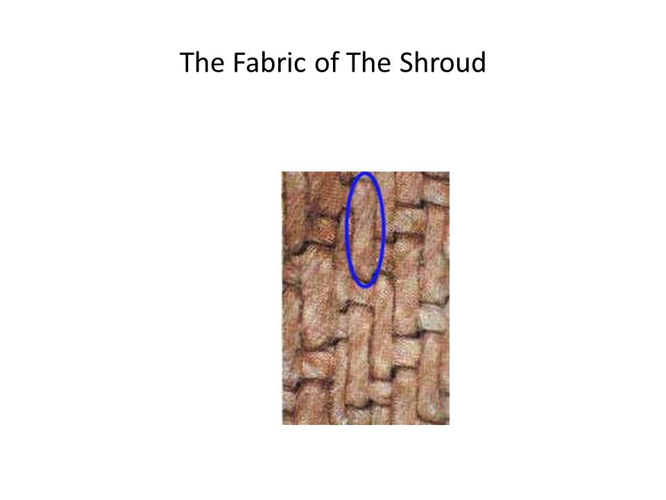 The Fabric of The Shroud