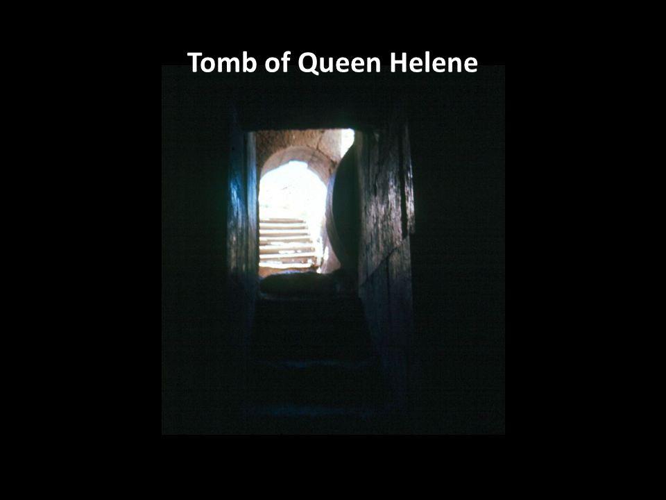 Tomb of Queen Helene