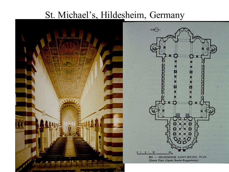 St. Michael's, Hildesheim, Germany