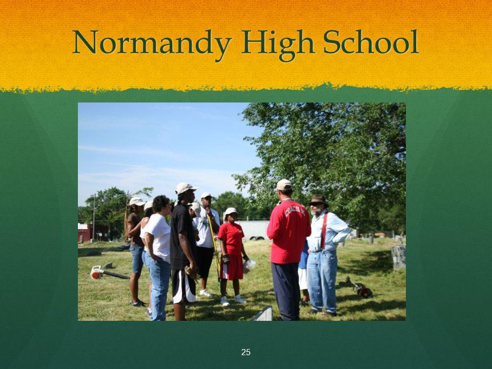 Normandy High School 25