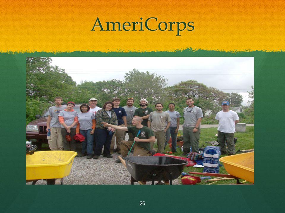 AmeriCorps 26