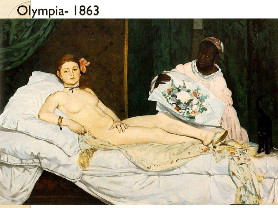 Olympia- 1863