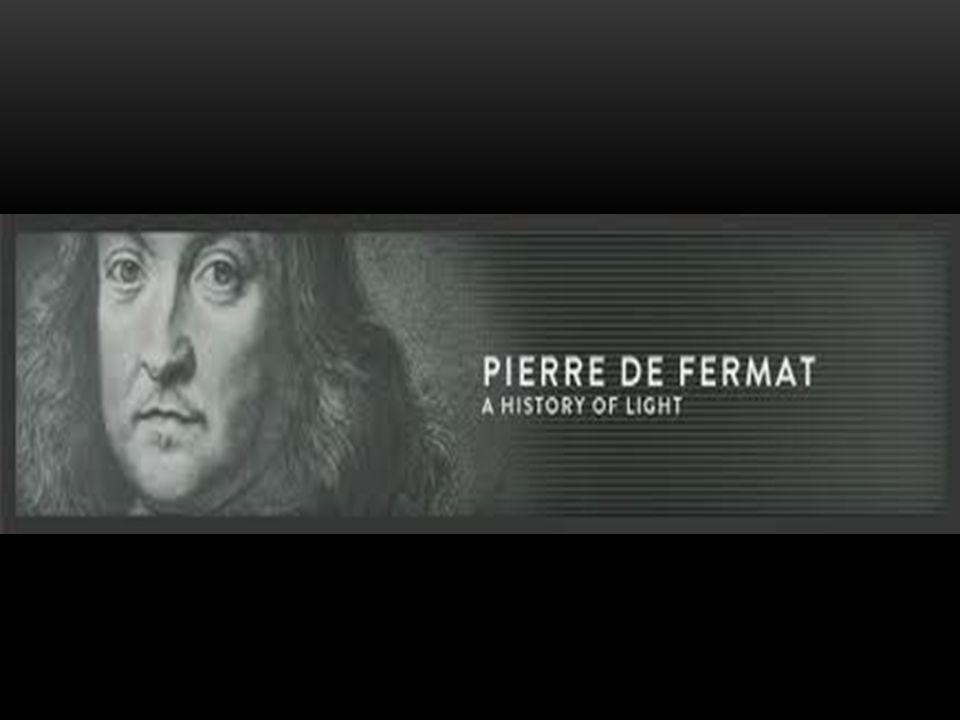 CONTENTS Life of Pierre de Fermat Beginning of Life School Life Work Life Death