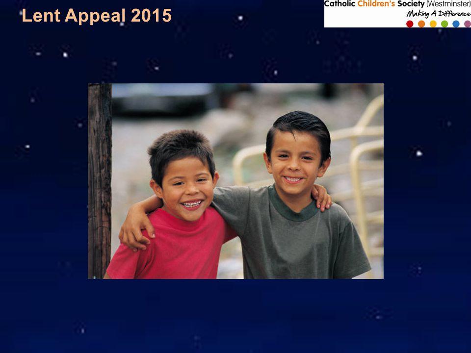 Lent Appeal 2015
