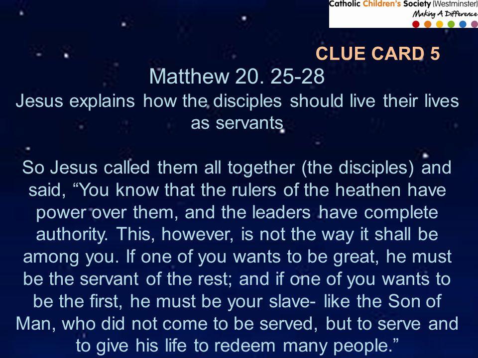 Matthew 20.