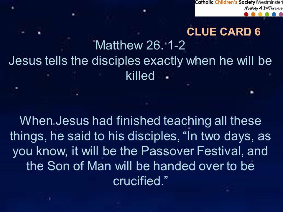 Matthew 26.