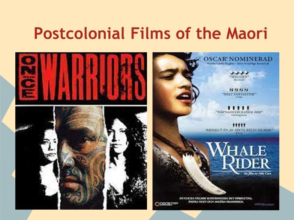 Postcolonial Films of the Maori