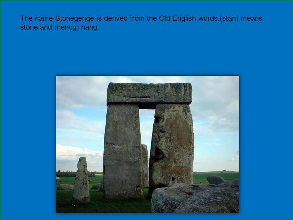 It's difficult to judge which of the theories is correct, but from what We have read We can do the conclusion that Stonehenge is the most mysterious symbol of Britain, which went through the whole history with this country and gives it special charm of mystery and unexploredness.