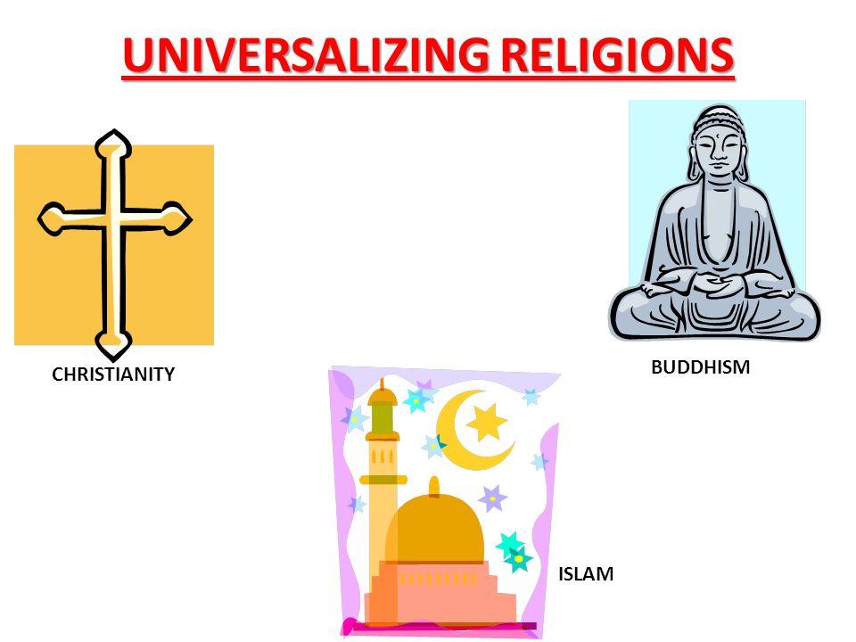 ETHNIC RELIGIONS HINDUISM CONFUCIANISM DAOISM (TAOISM) SHINTOISM JUDAISM AFRICAN RELIGIONS