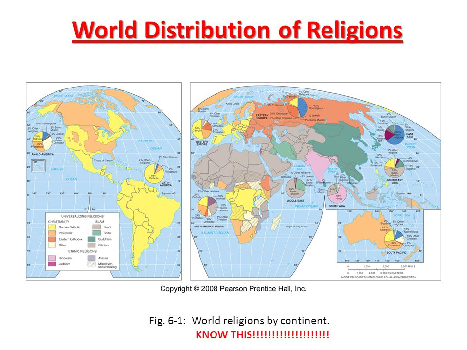 ISSUE #3 Why do Religions Organize Space in Different Patterns.