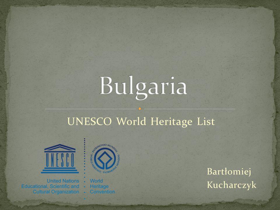 UNESCO World Heritage List Bartłomiej Kucharczyk