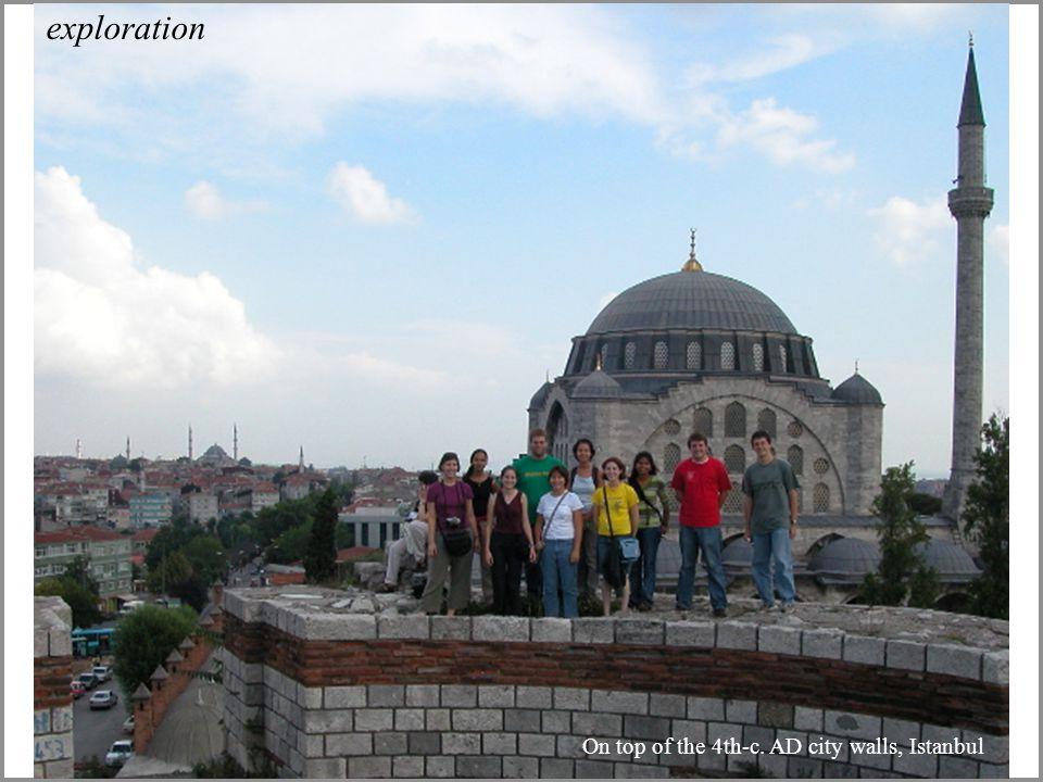 14th-c.AD Church of St. Savior in Chora, Istanbul 15th-c.