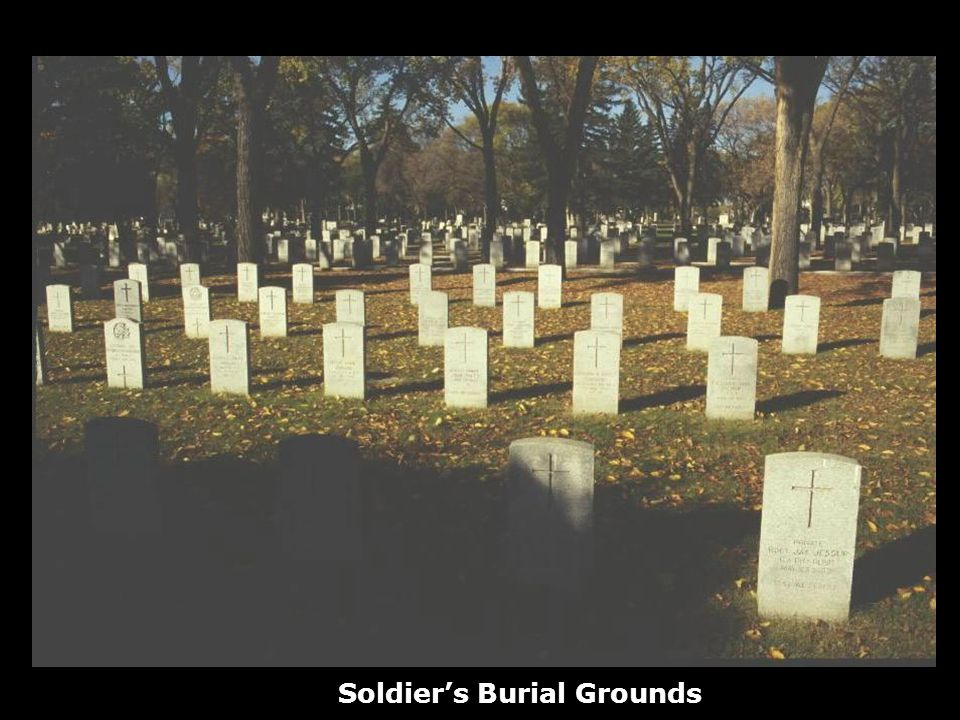 Soldier's Burial Grounds