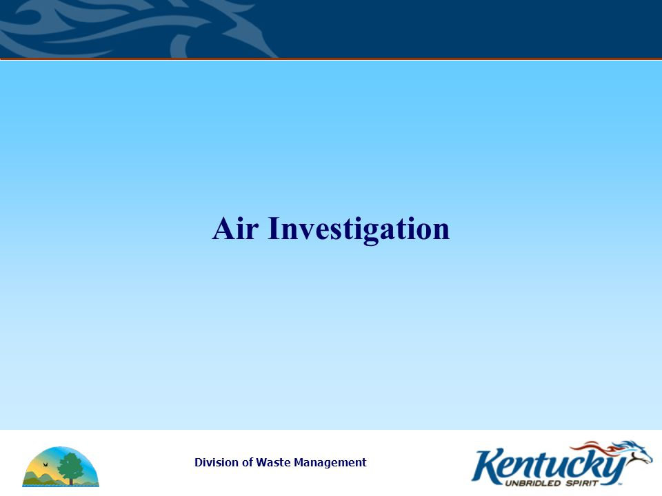 Air Investigation
