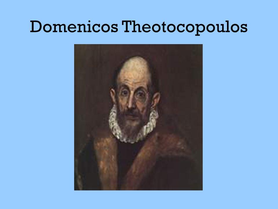 Domenicos Theotocopoulos