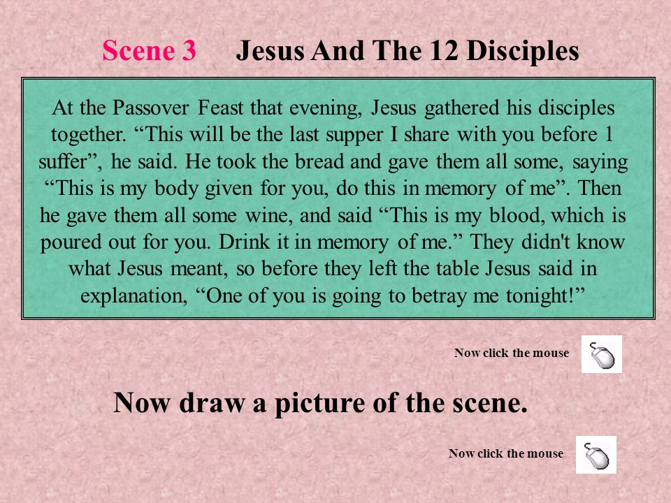 Scene 2Jesus And His Enemies