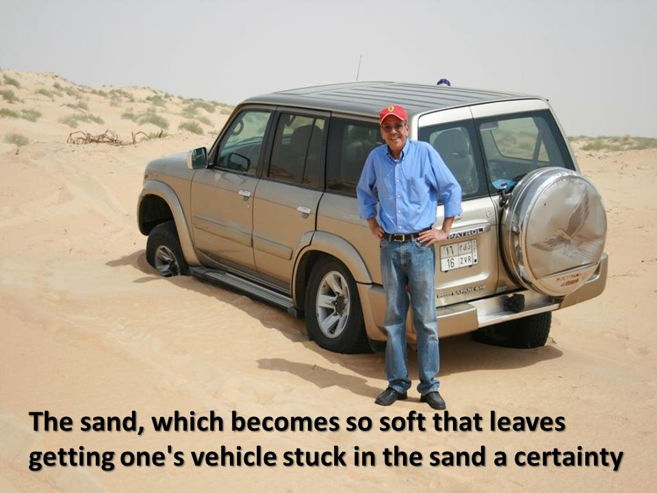 Most of the remains of the small settlement had obviously been buried deep in the moving sands of the desert, and could not be excavated until the weather cools.