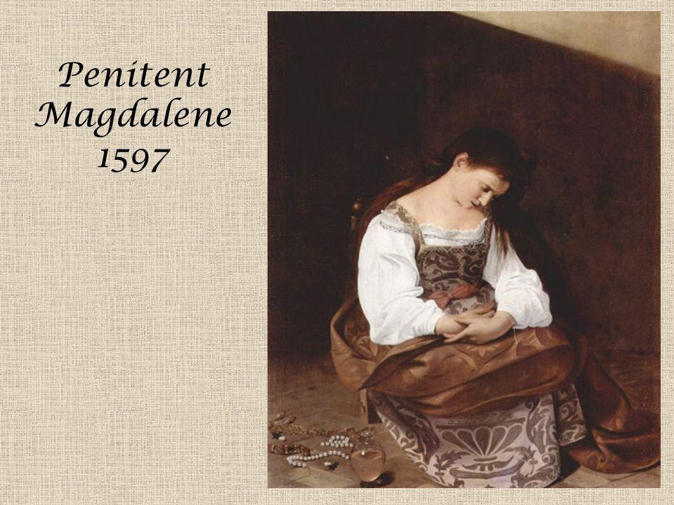 Penitent Magdalene 1597