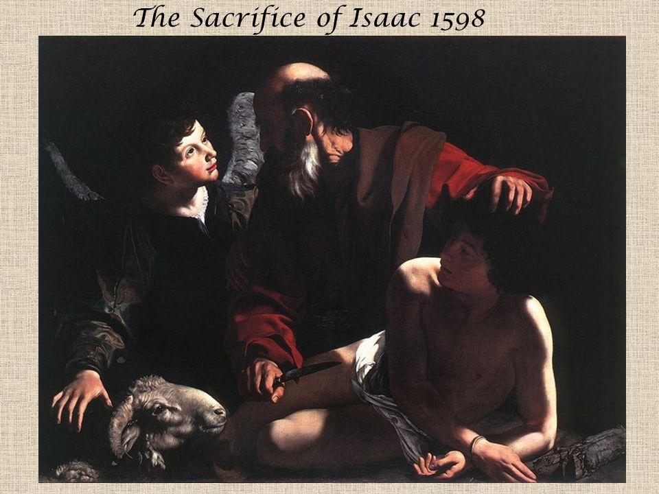 The Sacrifice of Isaac 1598