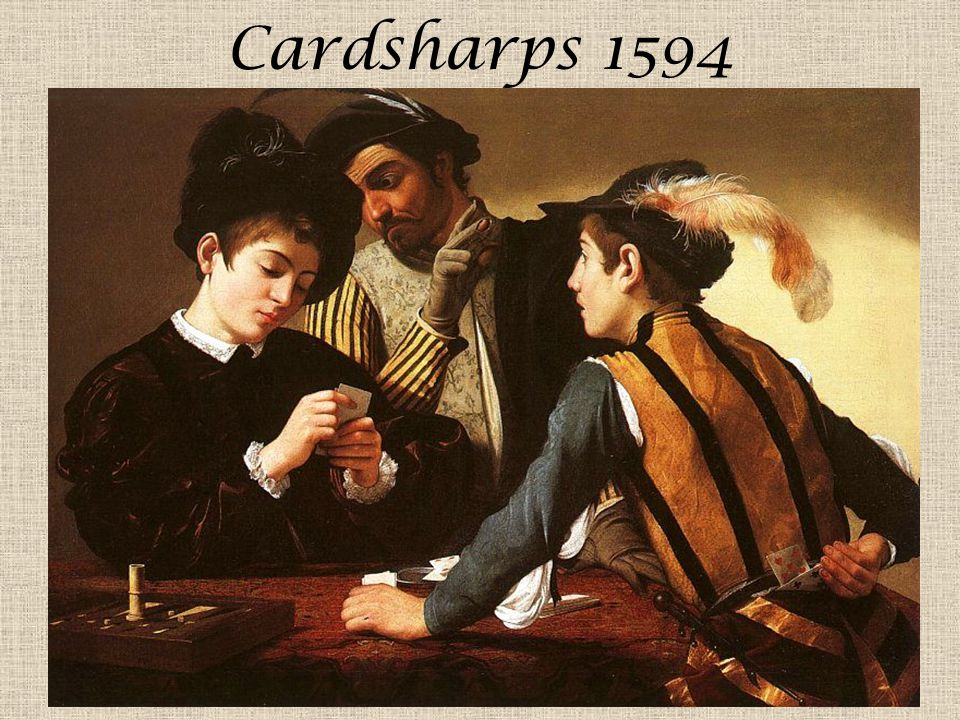 Cardsharps 1594