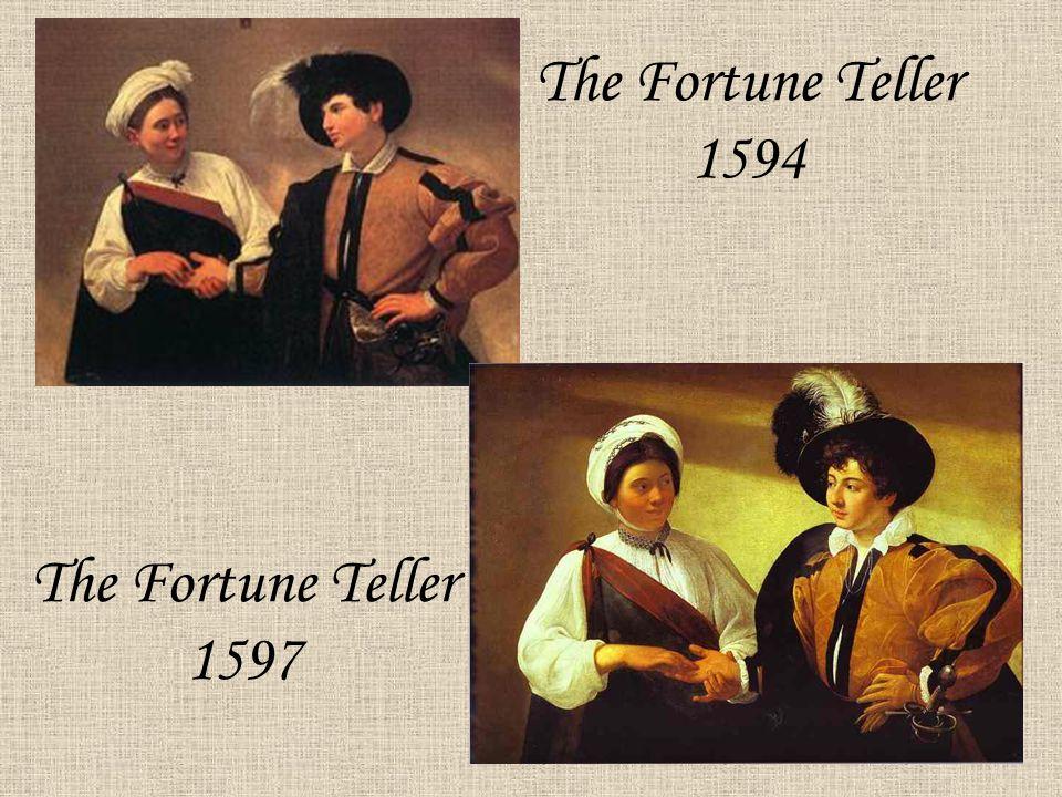 The Fortune Teller 1594 The Fortune Teller 1597