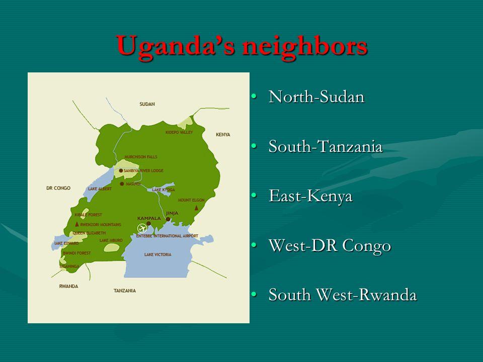 Uganda travel and tourism revenues