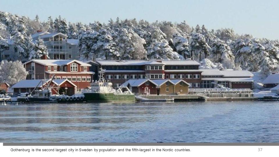 Sweden Brand 36