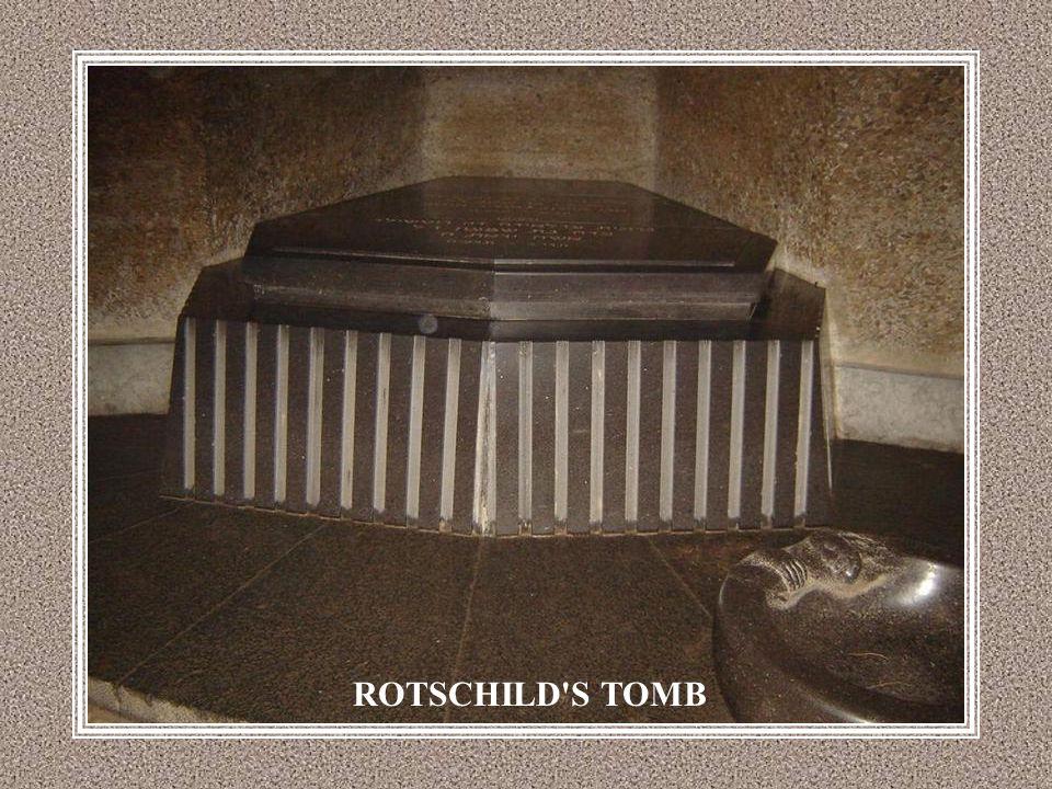 ROTSCHILD S TOMB