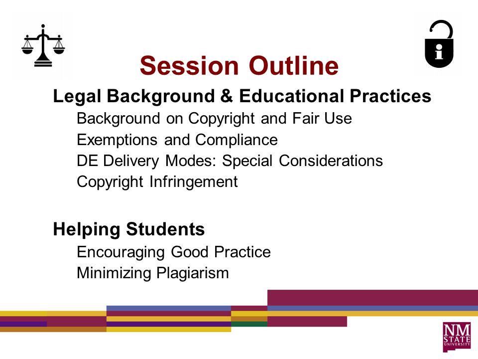 Helping Students Resources http://lib.nmsu.edu/instruction/plagiarism