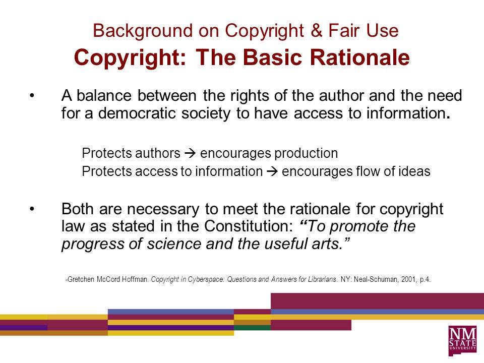 Access works in the public domain.Consider copyleft or tiered protections.