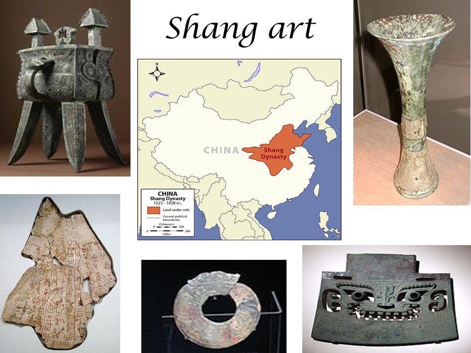Shang art