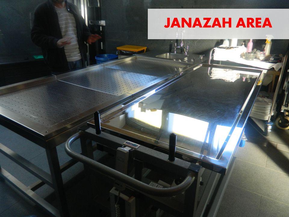 JANAZAH AREA