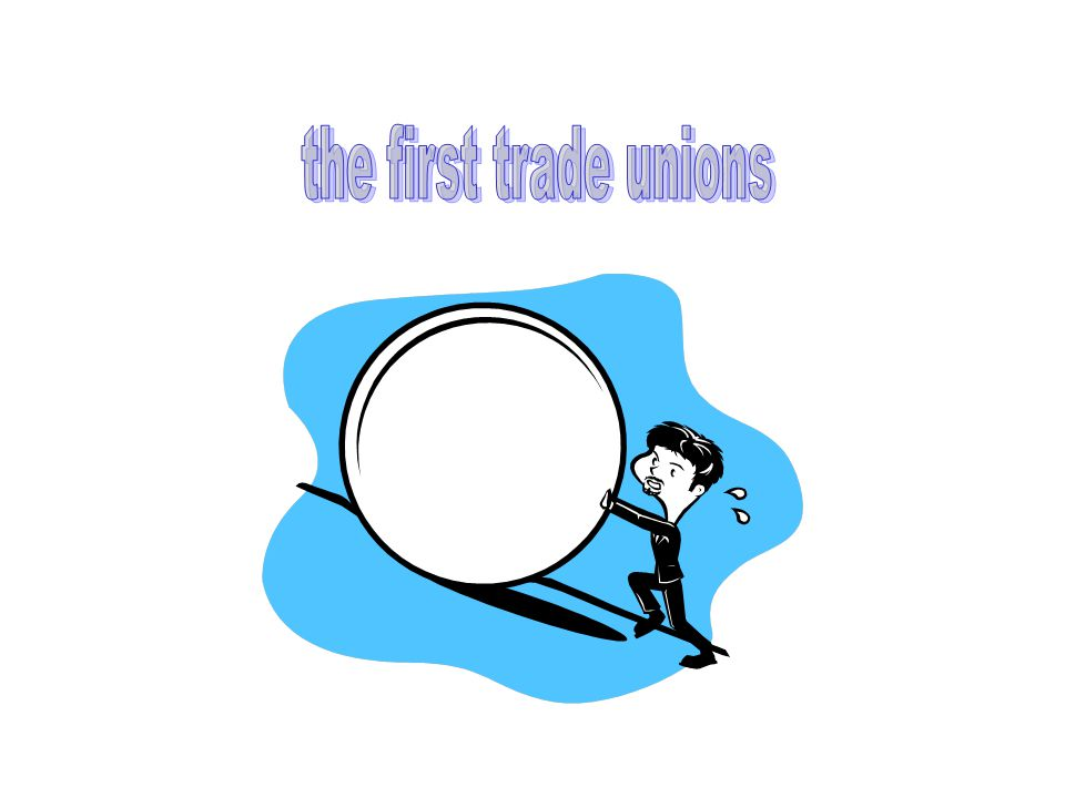 The development of the trade union movement is different from country to country.
