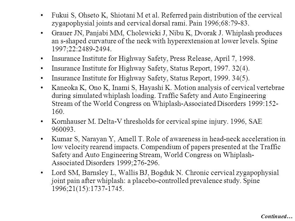 Fukui S, Ohseto K, Shiotani M et al.