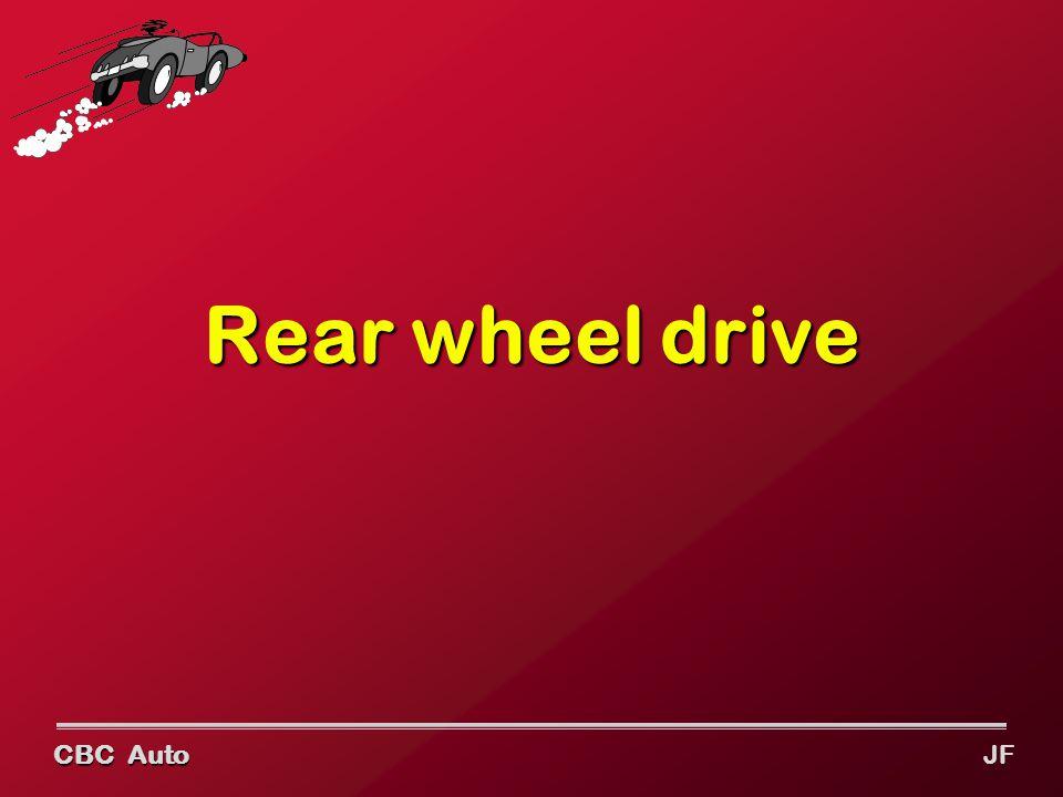 CBC Auto JF Rear wheel drive