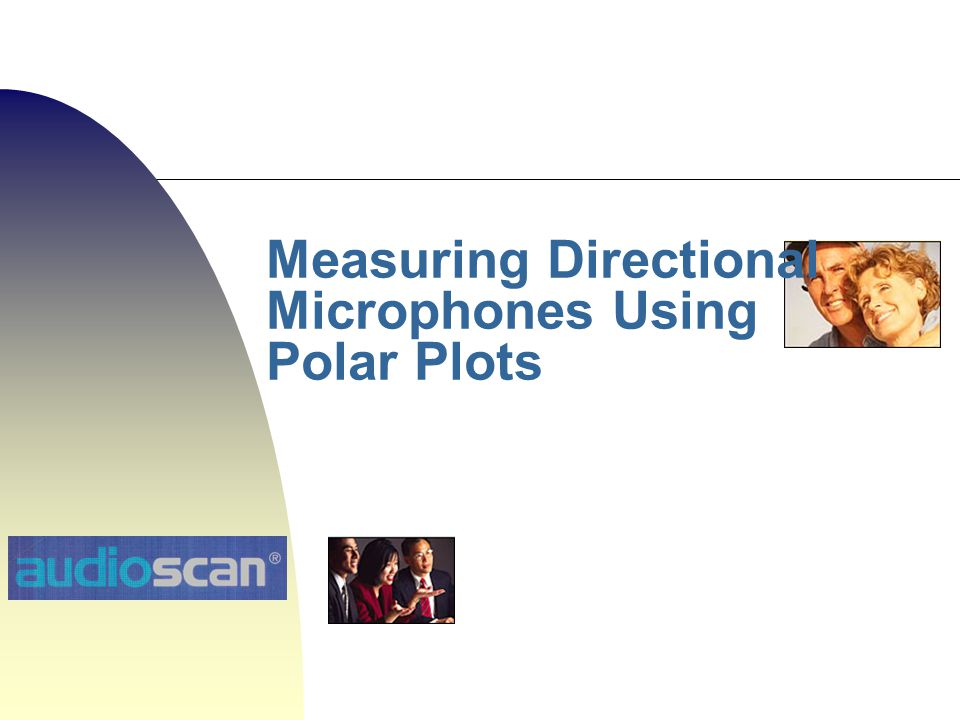 Measuring Directional Microphones Using Polar Plots