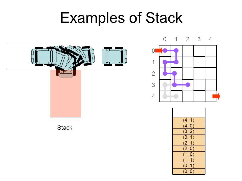 The Queue ADT class Queue { public: Queue (int=10); ~ Queue(); void Push(int d); int Pop(); //Check if the queue is empty bool IsEmpty(); bool IsFull(); };