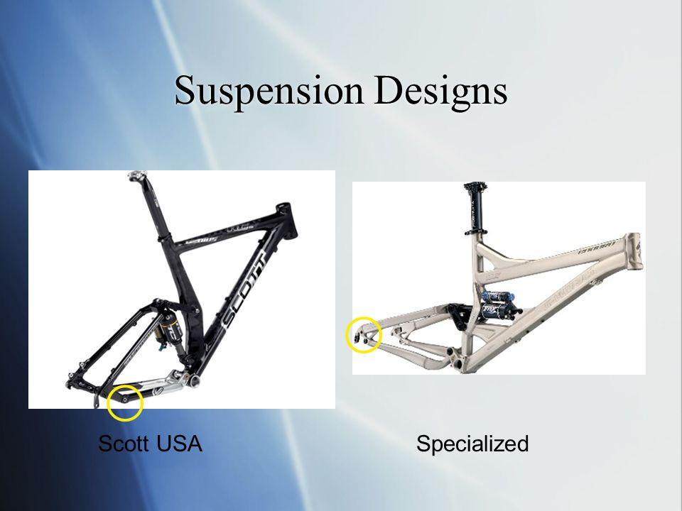 Suspension Designs Scott USASpecialized