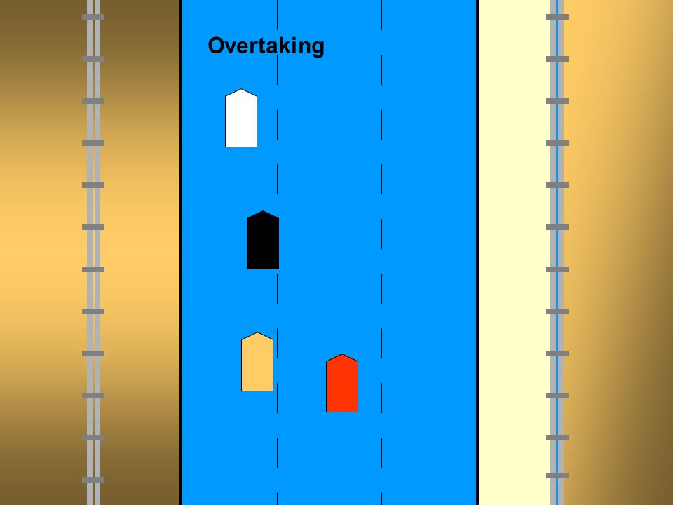 Overtaking