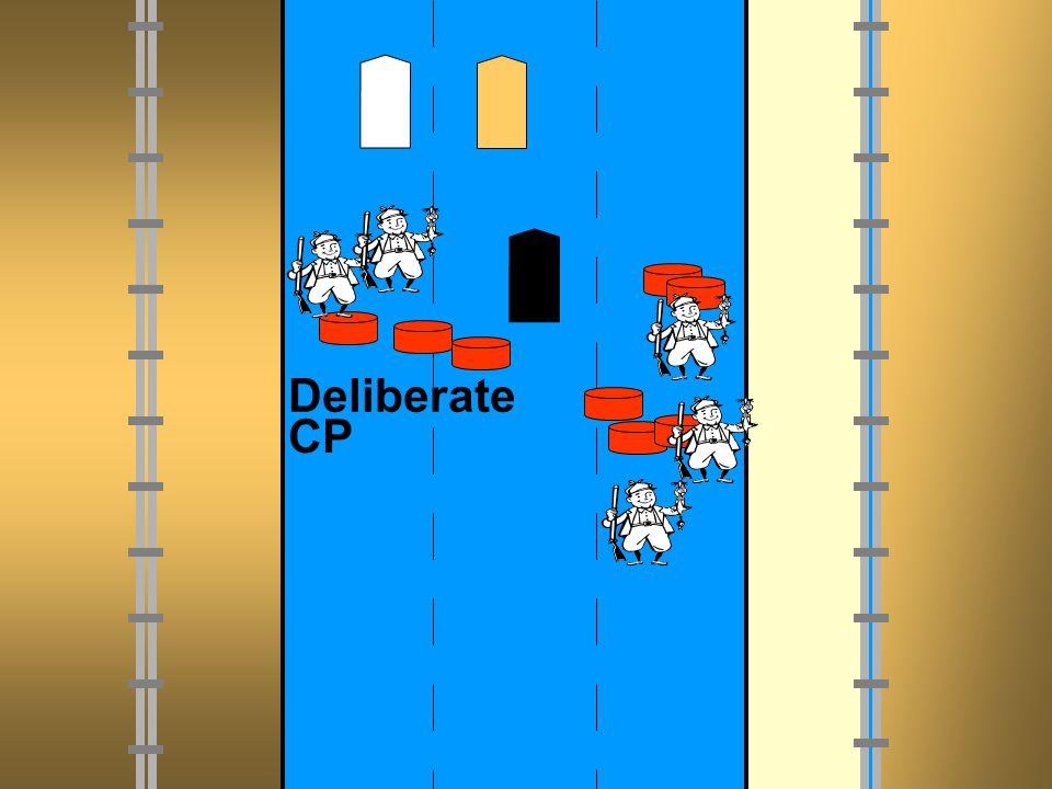 CP Deliberate