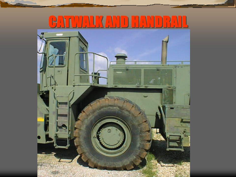 CATWALK AND HANDRAIL