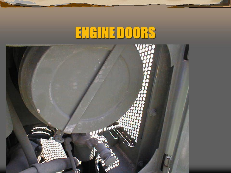 ENGINE DOORS.