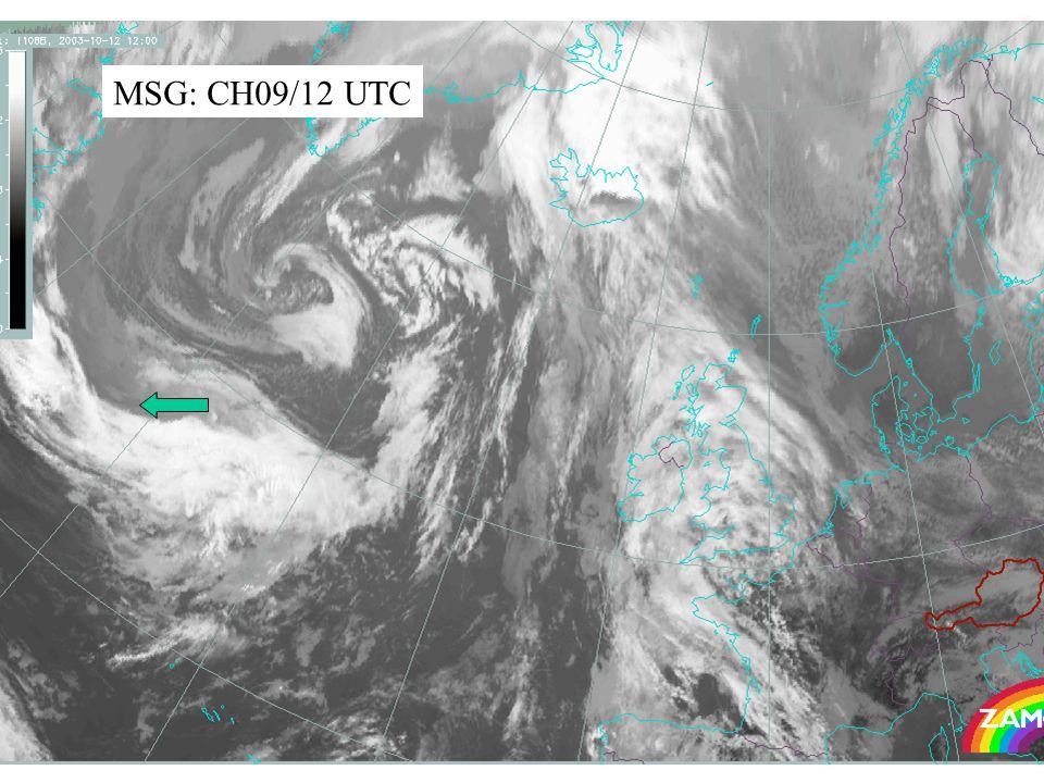 8 MSG: CH09/12 UTC